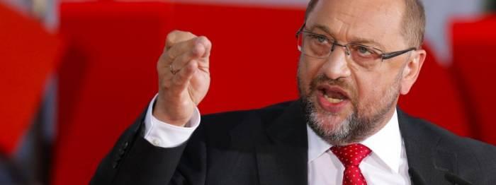 """Berlin:  Schulz warnt vor """"Regierung der sozialen Kälte"""""""
