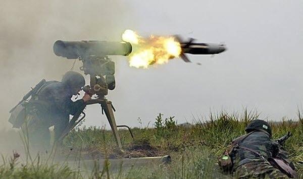 Erməni tankını vurduğumuz silah