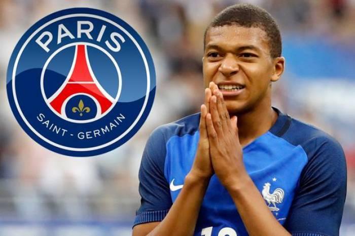 PSG leiht Mbappé von Monaco aus