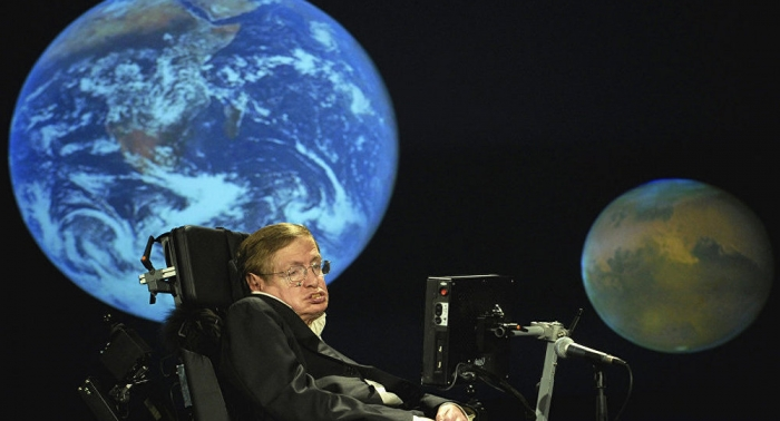 Earth could be ball of fire in 600 years, says Stephen Hawking