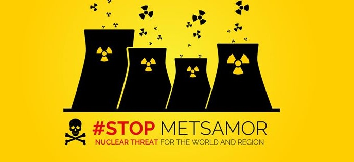 Petition launched on closure of  Metsamor NPP - JOIN US!
