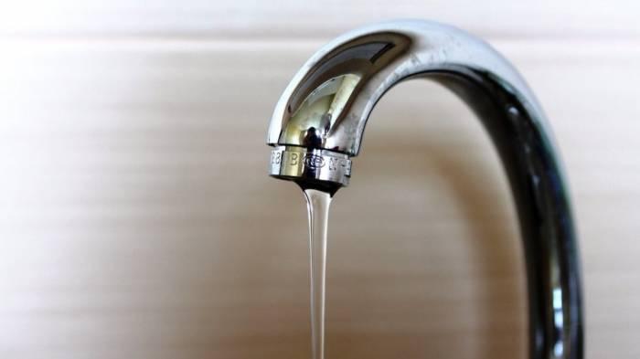 Paytaxtın bəzi yerlərində su olmayacaq