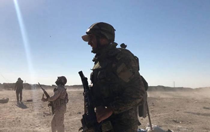 Daha bir şəhər İŞİD-dən azad edildi