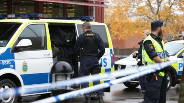 Three people hospitalized after shooting in Swedish city of Malmo