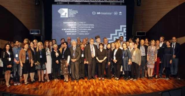 5th International Symposium on Azerbaijani Carpets wraps up in Baku