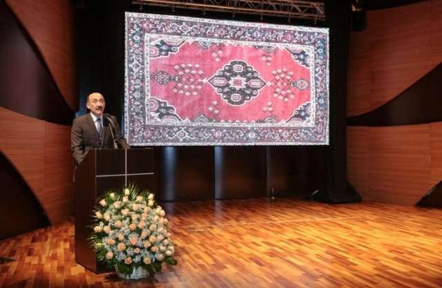 5th International Symposium on Azerbaijani Carpets kicks off in Baku