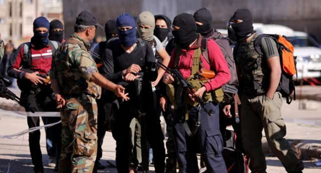 Over 150 militants near Syria's Homs receive amnesty after laying down arms