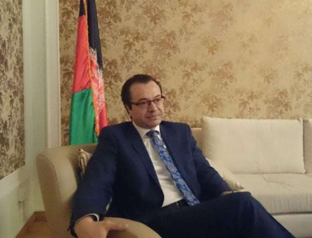 Afghanistan to be able to use BTK railway to transport its cargo - envoy