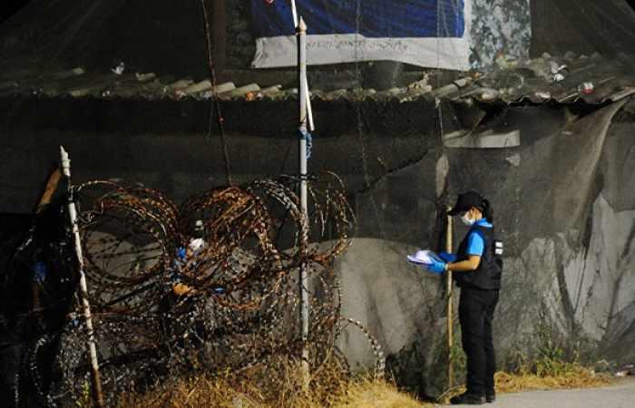 Mueren dos tailandeses  tras detonar un explosivo en la cadena de ataques