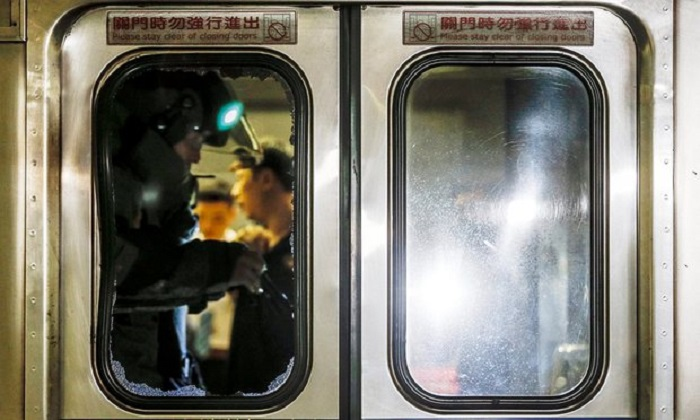 Commuter train explosion injures 24 people in Taipei
