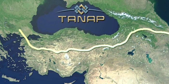 TANAP completed by over 80%, minister says