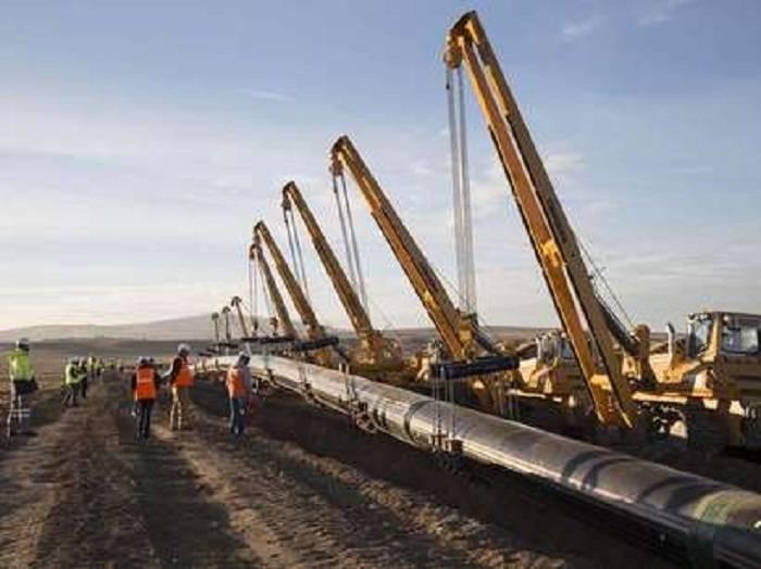 EBWE gewährt 500 Millionen Dollar Kredit für TANAP-Projekt