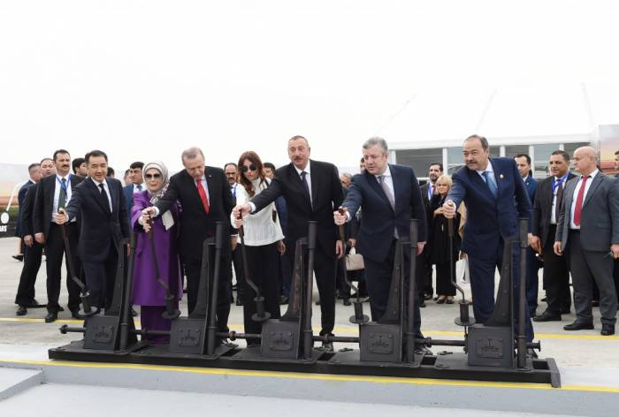 Historic day for Azerbaijan - PHOTOS