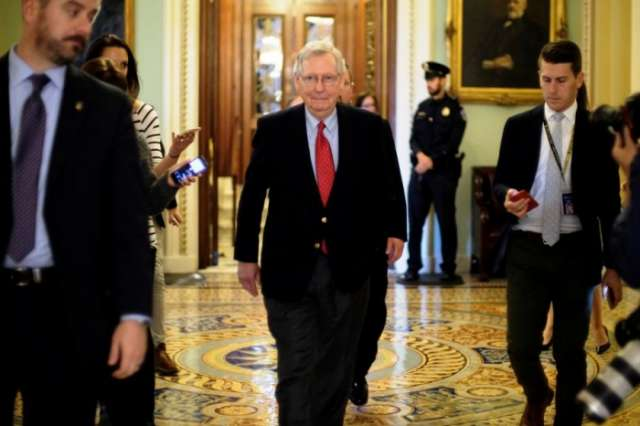 Senate approves Republicans' tax overhaul