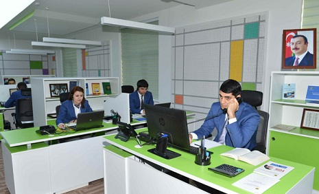 European human resources management to be introduced in Azerbaijani tax system
