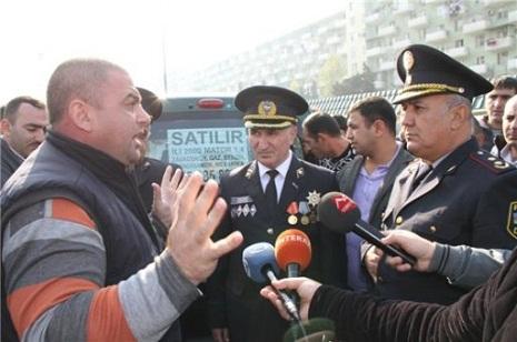Bakı yol polisi reyd keçirdi - FOTO