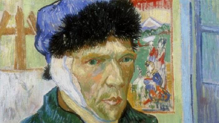 A la recherche de l oreille coup e de van - Vincent van gogh autoportrait a l oreille coupee ...