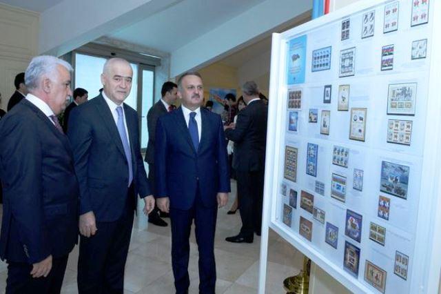 Azərbaycanda yeni markalar buraxılıb