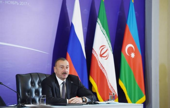 The territorial integrity of Azerbaijan must be restored - Ilham Aliyev