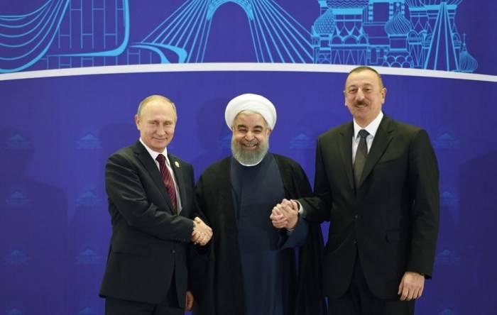 Prezidentlərin Tehran görüşü: Nələr müzakirə edildi? - FOTOLAR (YENİLƏNİB)