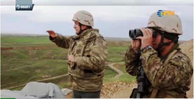 La chaîne turque NTV prépare un reportage dans les terres libérées par l`armée azerbaïdjanaise - VIDEO