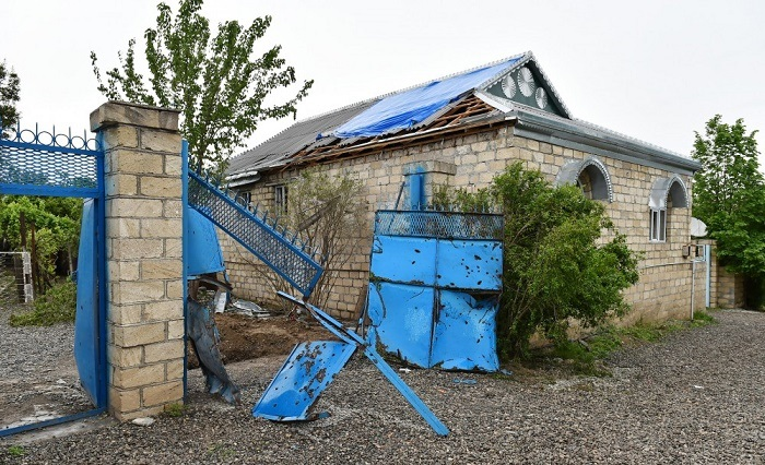 Azerbaijan continues assessment of damage caused by Armenia