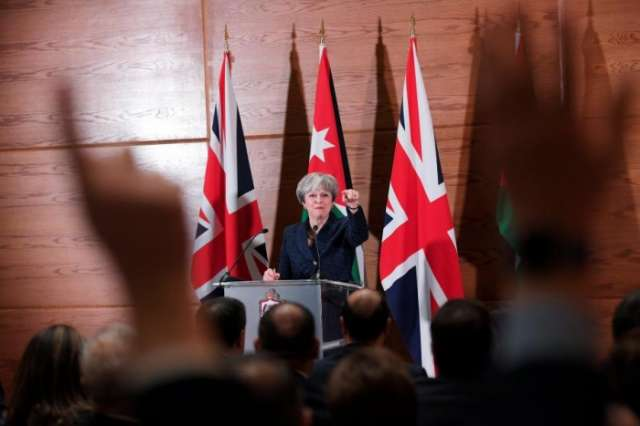 UK PM May says Donald Trump was wrong to retweet far-right videos