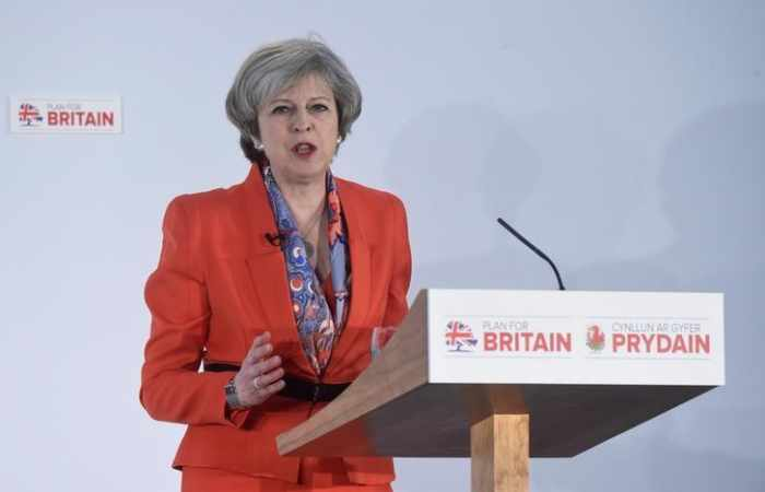 PM May starts UK tour before pulling Brexit trigger