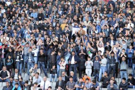"""""""Qarabağ""""dan etiraz: polisə müraciət edildi"""