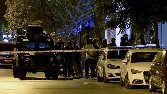 İstanbulda terror aktının qarşısı alınıb