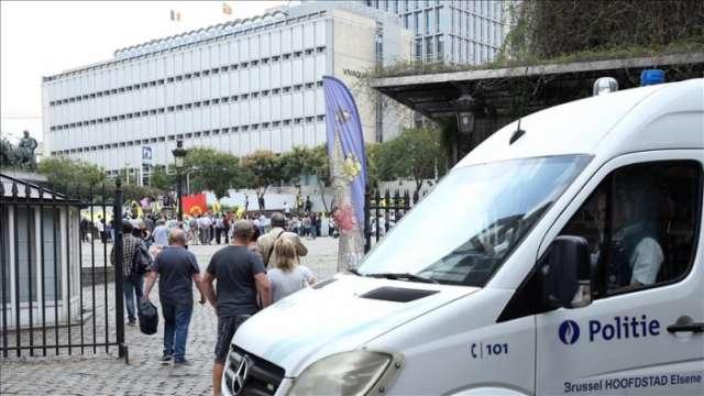 PKK supporters attack Turkish nationals in Brussels
