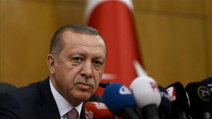 """Erdogan: """"La coopération Turquie-France est vitale pour la paix régionale"""""""