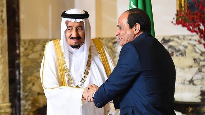 Egypt cedes two Red Sea islands to Saudi Arabia