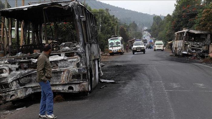 Grenade attack in Ethiopia kills one, injures 11