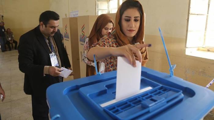 Kürdlərin referendumu başa çatdı - Səslər hesablanır