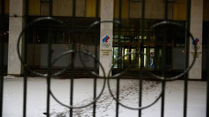 Rusiya yığması Olimpiya Oyunlarından kənarlaşdırıldı