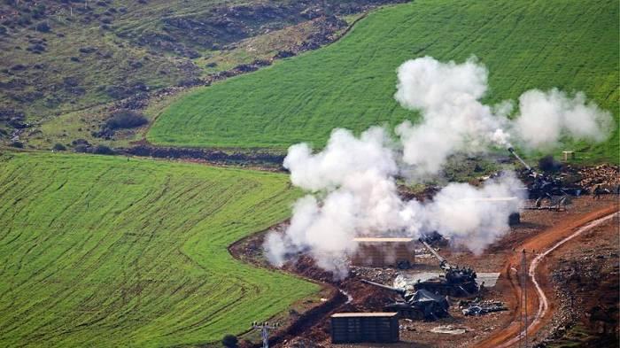 Afrində 6 kənd terrorçulardan azad edildi