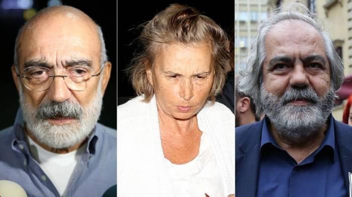 Üç məşhur jurnalistə ömürlük həbs verildi