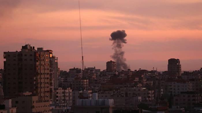 İsrail Qəzzaya tanklarla hücum etdi