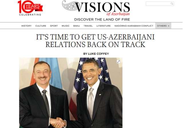 Washington DC and Baku share many common challenges - OPINION