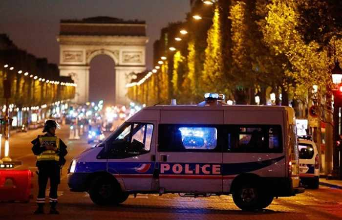 Segundo tiroteo  en el centro de París