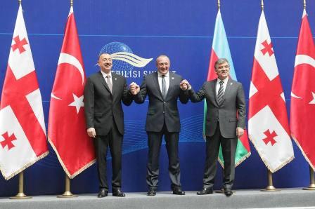 Prezident Tiflisdə