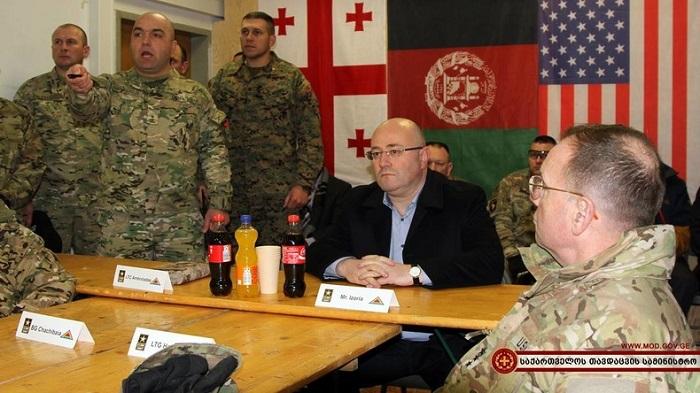 Tiflis wählt Konfrontation mit Russland - USA errichten Militärbasis in Georgien