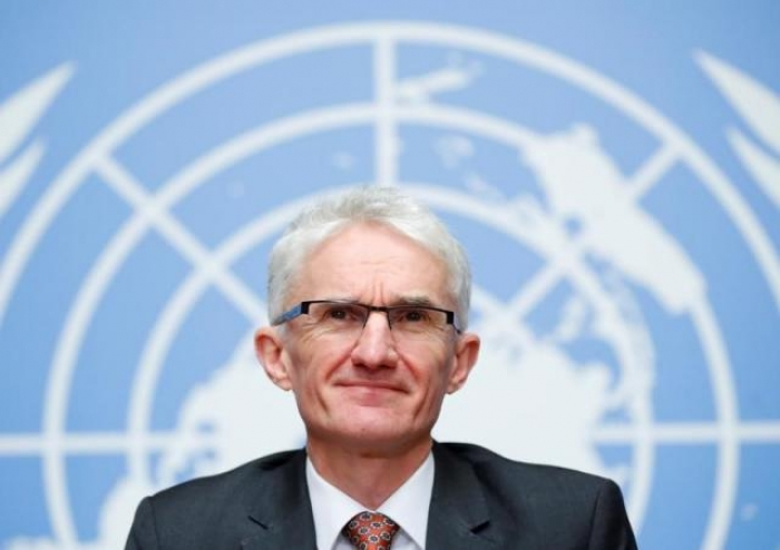 Top U.N. humanitarian official to visit Syria