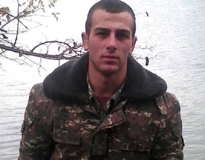 Erməni hərbçi Talış istiqamətində yaralanıb - FOTO