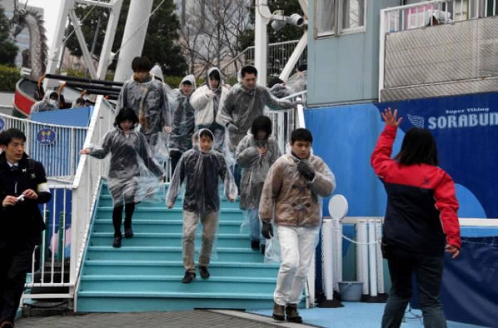 Tokyo simule une attaque de missile
