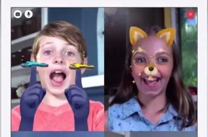 Une version de Messenger pour enfants