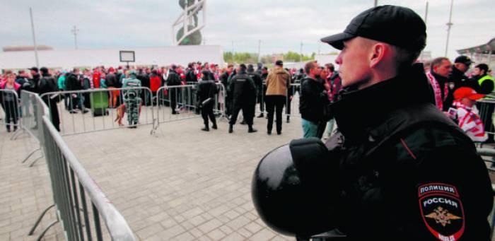 Moscou se met en état d'alerte rouge