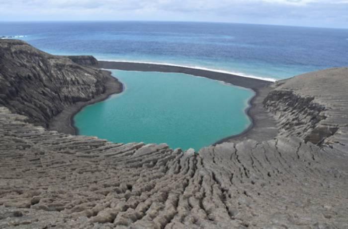 La NASA s'intéresse à une île nouvelle du Pacifique
