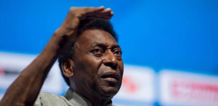 Le «Roi» Pelé voit le Brésil favori